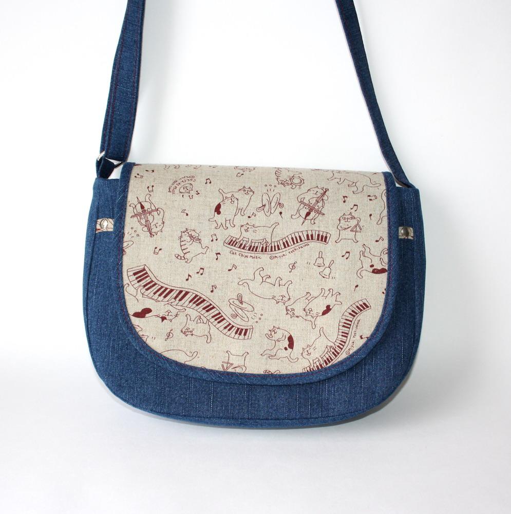 Мк выкройка сумки из джинсов фото 903