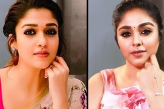 Stunning Nayanthara's look alike Makeup | Easy tutorial | Nayanthara makeup Secret