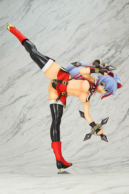 Makoto Nanaya de BlazBlue: Central Fiction - Bell Fine