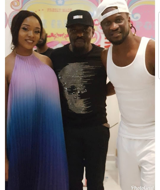 Phyno, Timaya, Jim Iyke, Tobi Bakre, Miracle, others at Paul Okoye