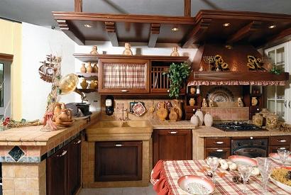 Decoracion Cocinas Rusticas Campo Decoracin Del Hogar Prosalocom