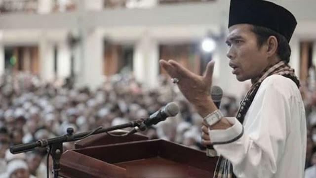 Terjawab Sudah Tentang Abdul Somad Dukung Jokowi Seperti TGB, Inilah Fakta Yang Sebenarnya....
