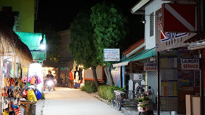 Another part of Koh Lipe Walking Street. This was where I bought my snorkeling day trip package from