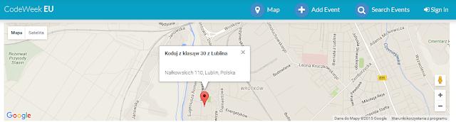 http://events.codeweek.eu/view/11525/koduj-z-klasaw-30-z-lublina/