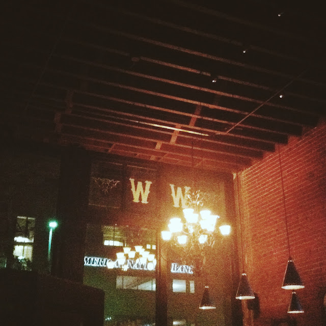 Wise Owl + Sly Fox: On a Dark and Dreary Evening - Wilson