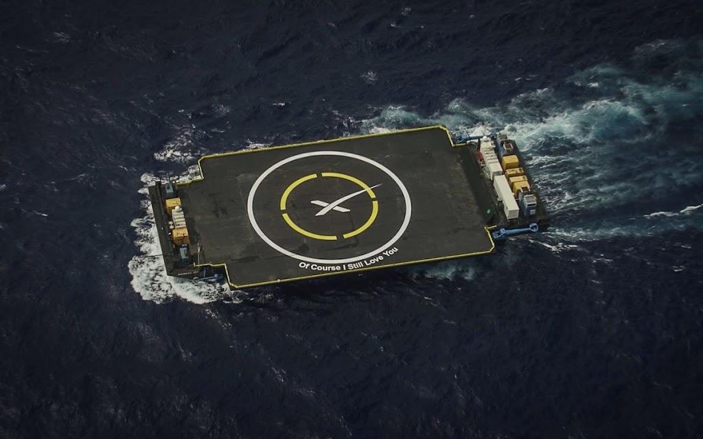 馬斯克不放棄!SpaceX海上回收火箭失敗