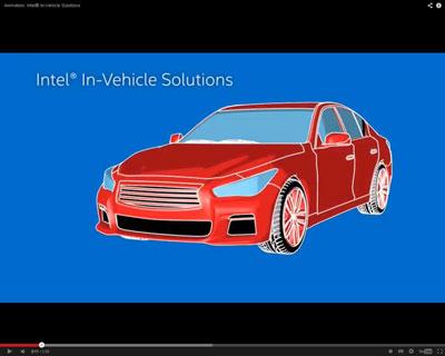 Saingi Google, Intel Garap Mobile Self Driving