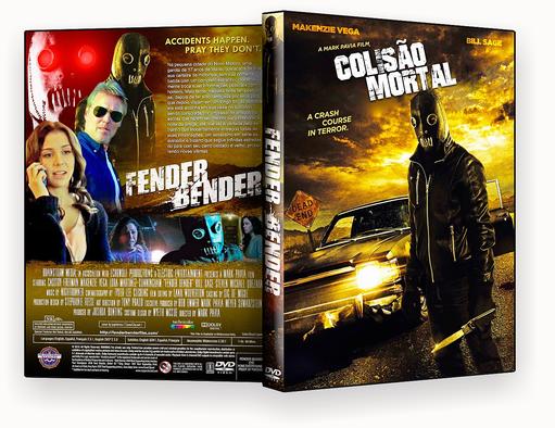 Colisao Mortal 2017 DVD-R AUTORADO