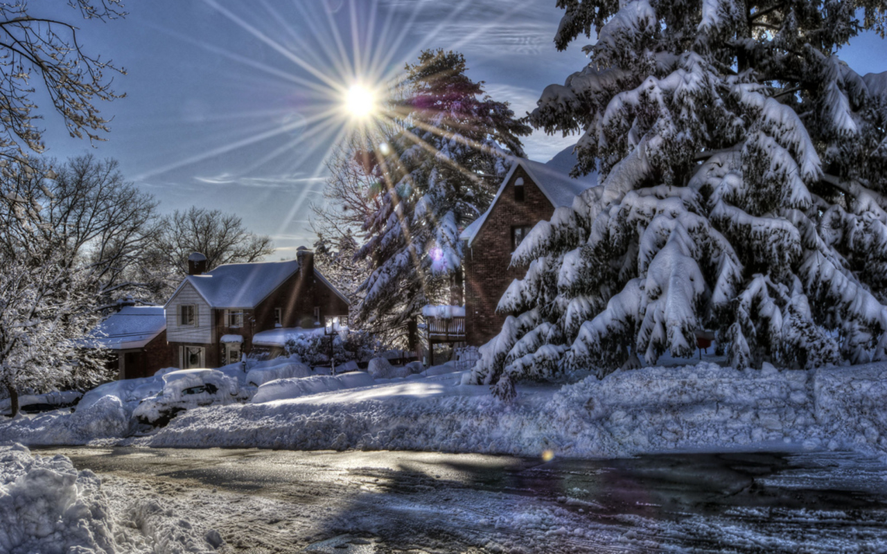 Fotos De Paisajes De Invierno