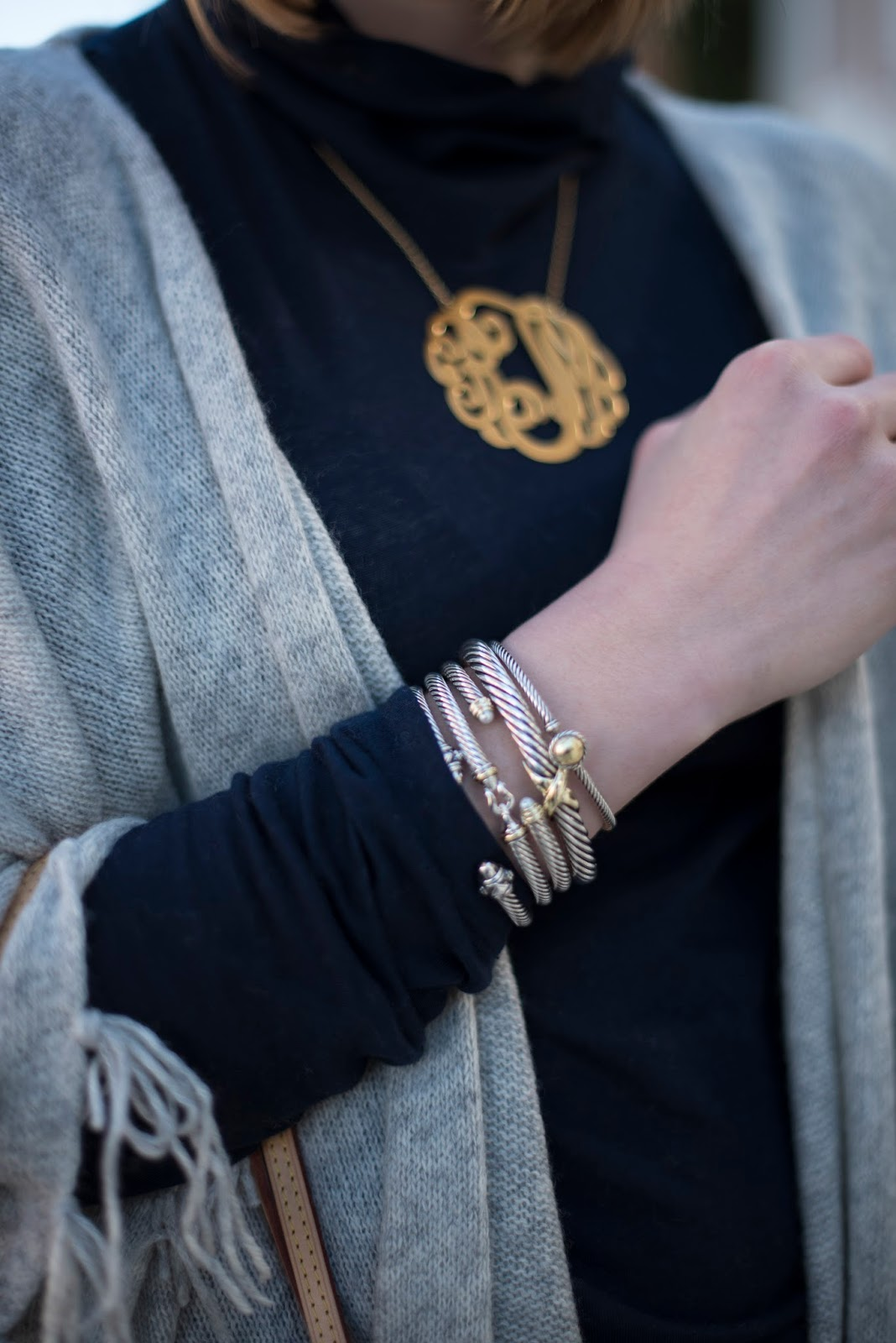Yurman Bracelet - Something Delightful Blog