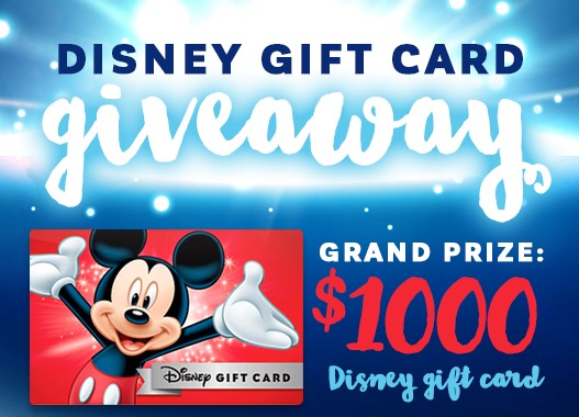 Mountain America Credit Union wants to make your Disney dreams come true! Enter once for a chance at winning up to a $1000 Disney Gift Card!