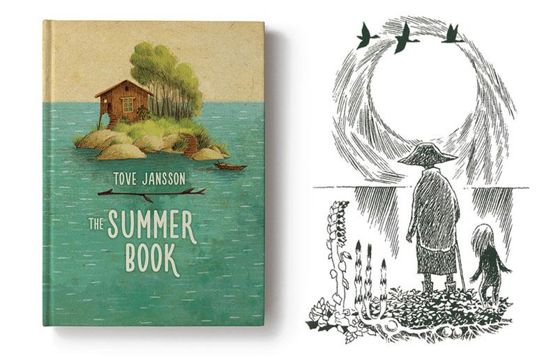 Cartea verii de Tove Jansson