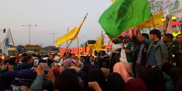 Mahasiswa Mulai Turun ke Jalan, Pemuda Muhammadiyah: Pemerintah Jangan Paranoid
