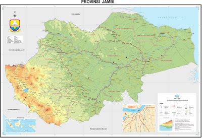 Komponen Peta