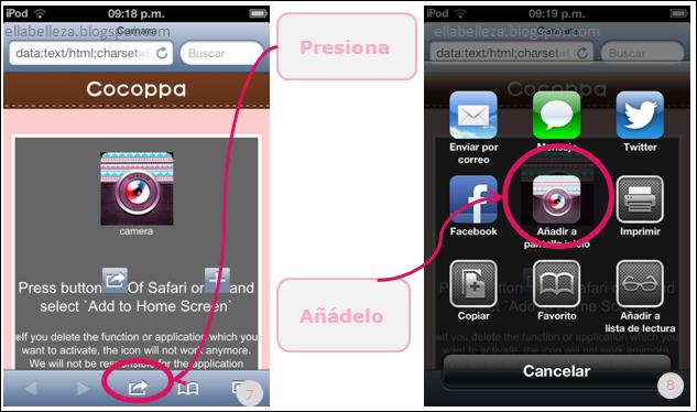 app cocoppa