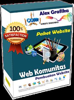 Tempat Pembuatan Website Komunitas Di Bengkulu