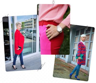 Красный цвет и одежда