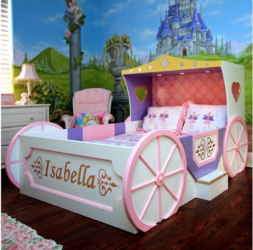 מיטת נסיכה