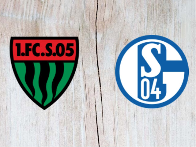 Schweinfurt vs Schalke 04 - Highlights - 17 August 2018