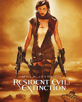 Resident Evil Extinction 2007 720p Hindi BRRip Dual Audio Full Movie