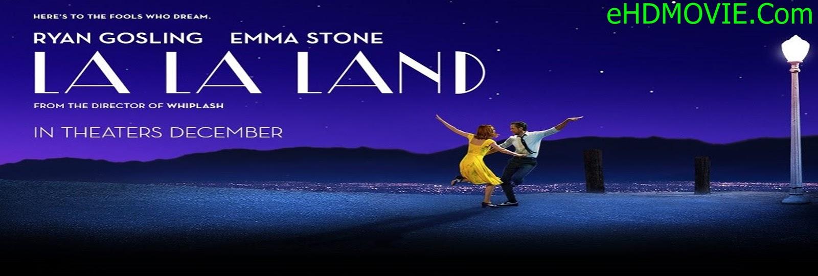 La La Land 2016 Full Movie English 1080p - 720p - HEVC - 480p ORG BRRip 400MB - 600MB - 900MB - 3.1GB ESubs Free Download