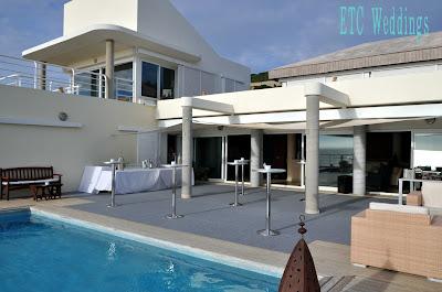 Villa mar boda Cádiz