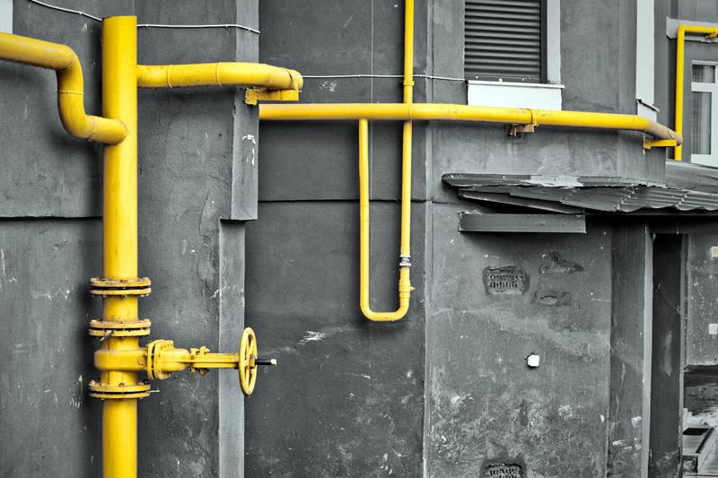 Servicio autorizado de instalación de gas