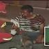 Video: Una rockolera casi mató a golpes a un señor