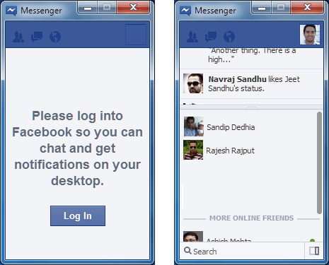 online facebook chat software free