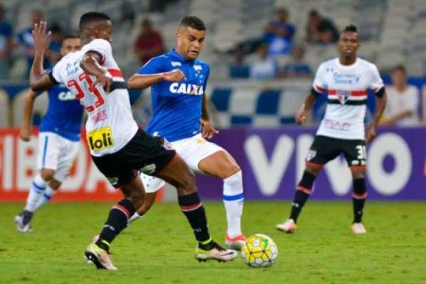 Assistir São Paulo x Cruzeiro AO VIVO 13/04/2017 - Copa do Brasil