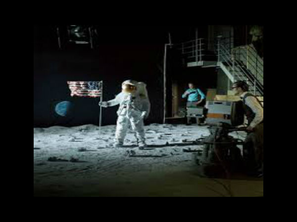 The Dish - Fake Neil Armstrong Conversation Essay