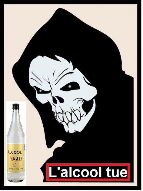 l'alcool tue