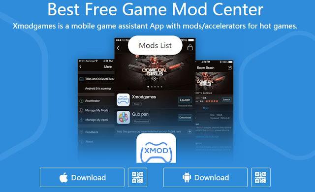 Modifikasi Game Android Dengan Xmodgames v2.3 Update Terbaru