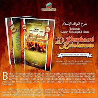 Buku 10 Pembatal Keislaman Nawaqidhul Islam