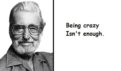 """Dr. Seuss Quotes About Crazy"""