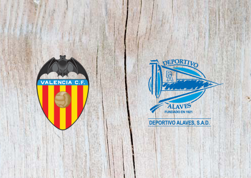 Valencia vs Deportivo Alavés - Highlights 12 May 2019