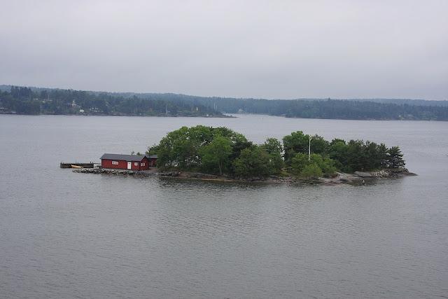 Стокгольм, стокгольмский архипелаг