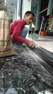 Pemasangan Marmer Granit