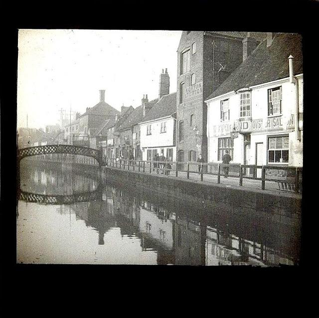 53 fotos espectaculares de Inglaterra en el 1900