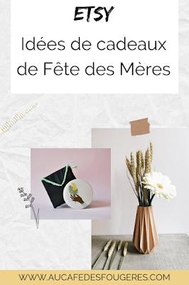 Etsy : une jolie sélection d'idées de cadeaux de fête des mères 2019