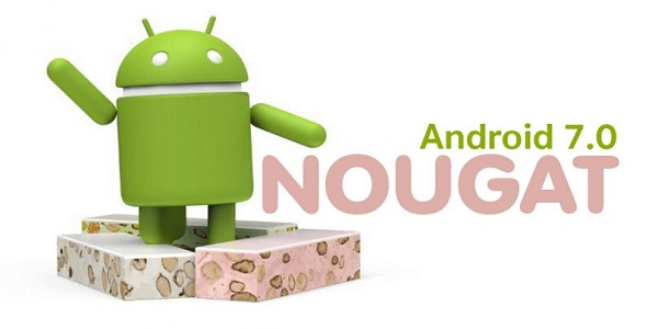OS Android Nougat
