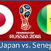 En Direct : JAPON VS SENEGAL  ( COUPE DU MONDE RUSSIE  2018)