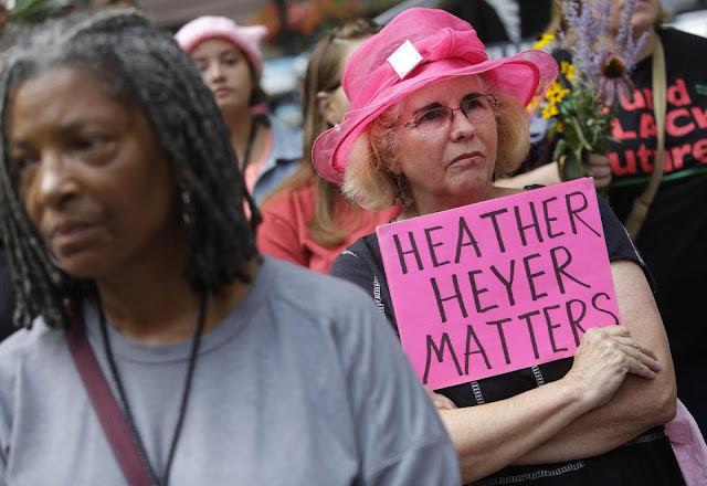 Martyr heather heyer