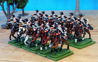 Hinton Hunt PN 85: Prussian Hussar, Charging