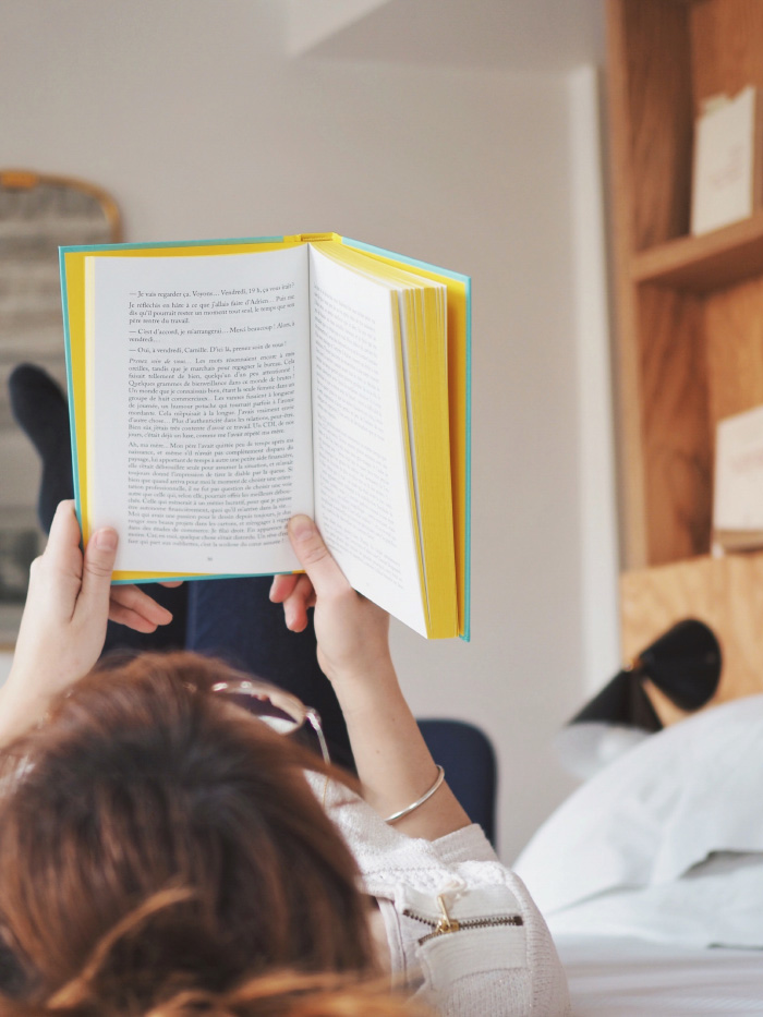 Lecture, entre roman et développement personnel : Ta deuxième vie commence quand tu comprends que tu n'en as qu'une