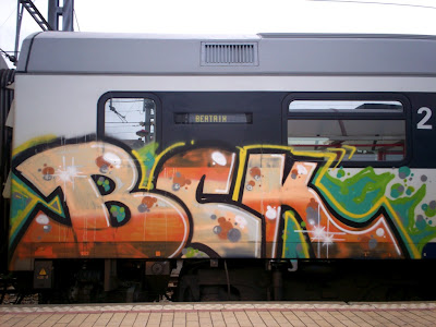GRAFFITI - BCK