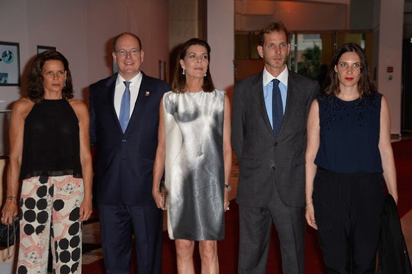 Fight Aids Charity Gala In Monte-Carlo