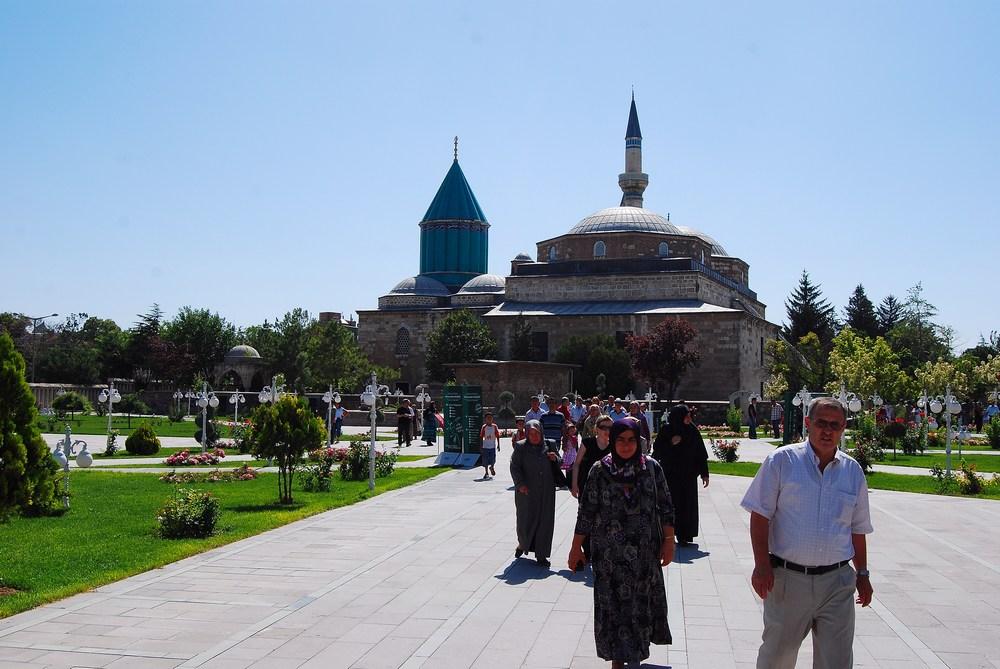 musée Mevlana de Konya