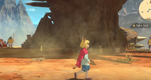 Ni no Kuni 2: Revenant Kingdom se luce 9 minutos en un gameplay nuevo