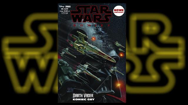 Recenzja - Star Wars Komiks (4/2017): Darth Vader: Koniec gry - Kieron Gillen